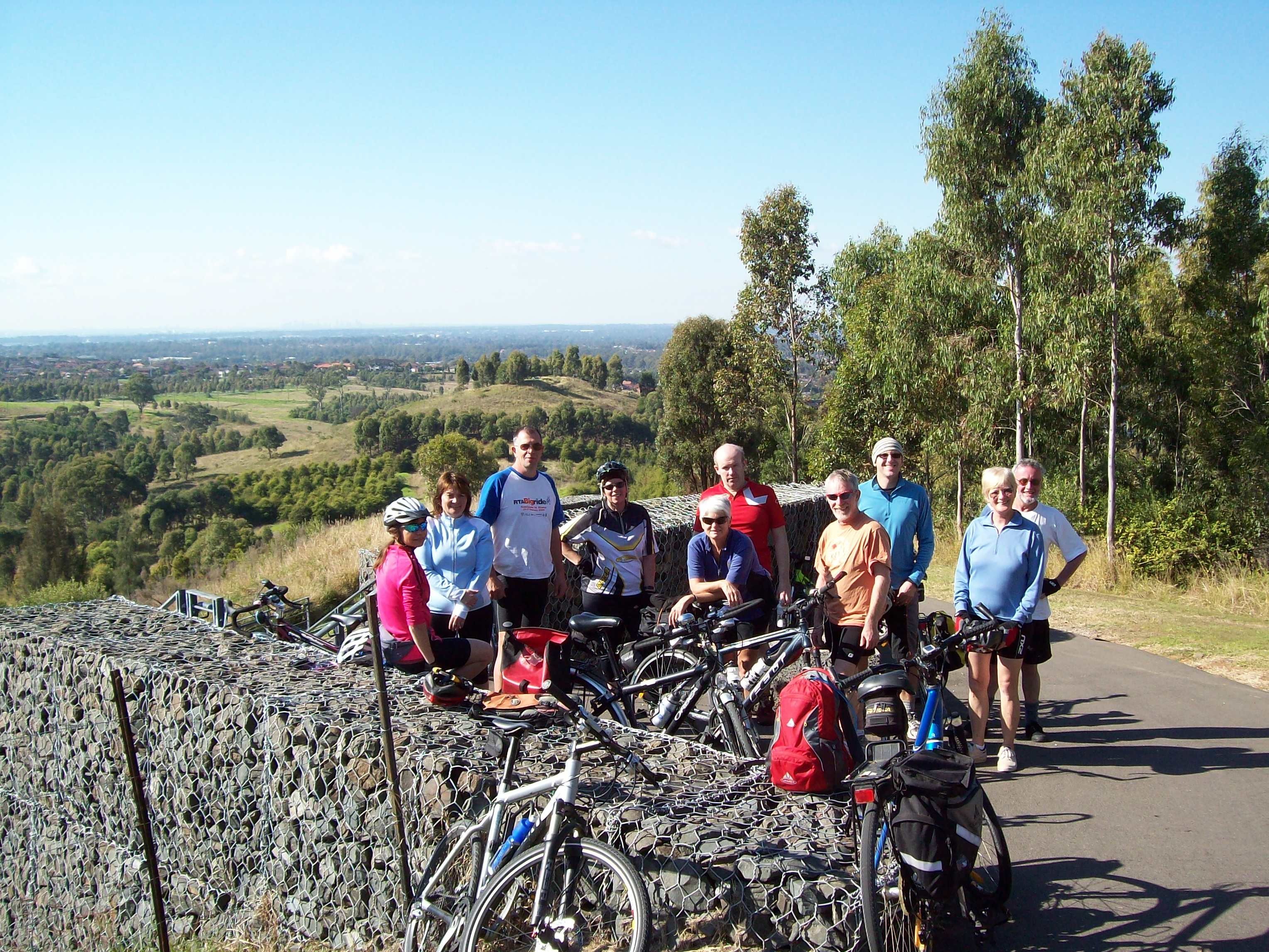 Here Is A Photo Taken At Sugarloaf Ridge Picnic Area In Western Sydney Regional Park Last